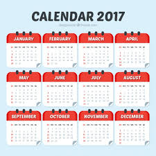 monthly calendar vectors photos and psd files free download