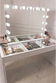 Diy Vanity Table Table Lamps Dressing Table Light Lamp Lights Mirror Makeup Hair