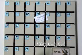 How To Make Your Own Desk Calendar 7 Easy Diy Calendar Ideas