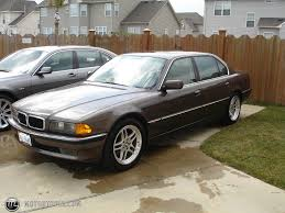 bmw 7 series 98 1998 bmw 7 series information and photos zombiedrive
