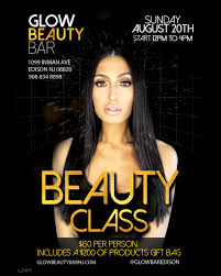 make up classes nj makeup class of glow beauty bar sunday august 20th glow