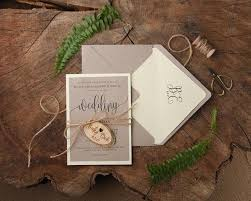 customized wedding invitations rustic wedding invitations 20 engraved wedding invitation suite