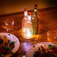 cork shaped rechargeable bottle light uk cork shaped rechargeable bottle light amazon ca home kitchen