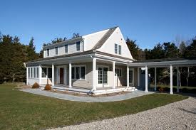 farmhouse look cape cod style living custom designed and built