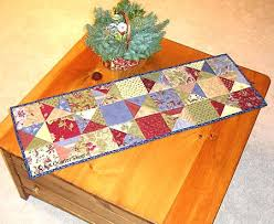 zig zag table runner charm pack table runner patterns free charm pack table runner quited