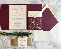 wedding invitations burgundy sles cz invitations