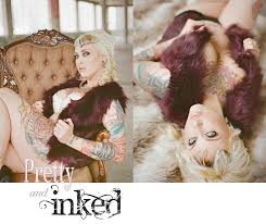 Boudoir Photography Houston Pretty And Inked Project Kat Illac Dame Summer Moore Tattoo