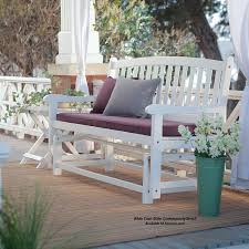 Patio Glider Bench Porch Furniture Porch Accessories Outdoor Furniture