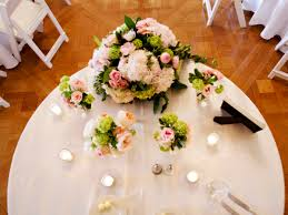 Sweetheart Table Decorations Wedding Table Decoration Stock Photos Image 15094333 For More
