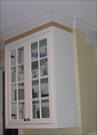 Install Crown Molding On Kitchen Cabinets Kitchen Cabinet Crown Molding Crown Molding Transition To Kitchen