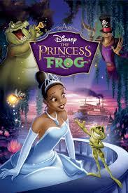 princess frog disney movie image