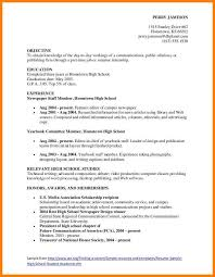 Resume Format For Teens Sample High Teacher Cover Letter Unarmed Security Guard
