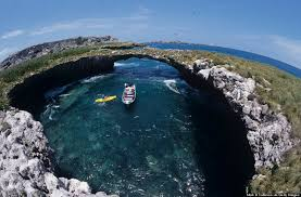 hidden beach in marieta mexico 17 spots that make mexico one of the prettiest places on earth