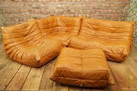 photo ligne roset sofa togo images yellow leather living room