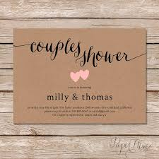 couples wedding shower invitations best 25 shower ideas on shower
