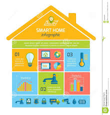 energy saving house energy saving house infographics stock vector image 53066027