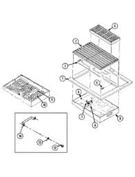 Parts For Jenn Air Cooktop Parts For Jenn Air C101 Cooktop Appliancepartspros Com