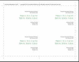 Wedding Invitations Inserts Wedding Invitation Inserts Template Free Pacq Co