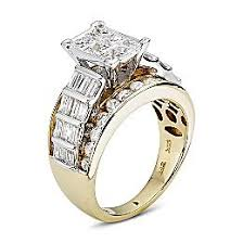 Jcpenney Wedding Rings by Jcpenney 3 Ct T W Diamond Engagement Ring Joyeria