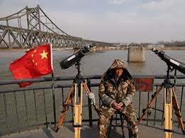 North Korea China And North Korea Bolstering A Buffer Or Hunkering Down In