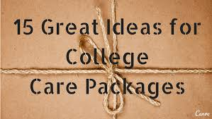 college care packages 15 great ideas for college care packages holy kaw