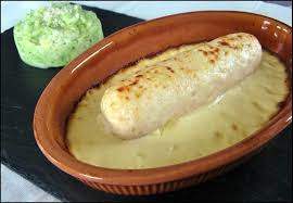 cuisine boudin blanc boudin blanc maison à la crème de parmesan a la table de gaelle