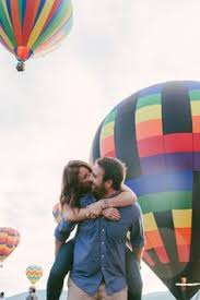absolutely balloons san diego springtime alison matt hot air balloons engagement and engagement
