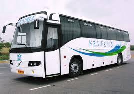 travels images Kesineni travels online bus booking get upto rs 450 off on bus jpg
