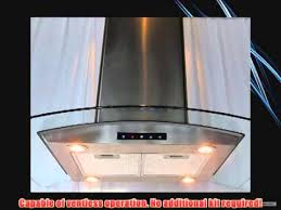kitchen bath collection 36 inch island mounted stainless steel