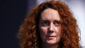 BBC Website Photo of Rebekah Brooks