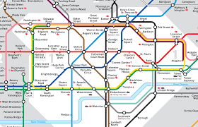 Tube Map London Download London Transport Tube Map Major Tourist Attractions Maps