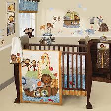 Noah S Ark Crib Bedding Lambs S S Noah 9 Bedding Set Babies R Us