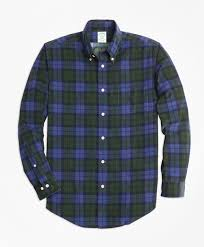 men u0027s sport shirts flannel shirts casual dress shirts brooks