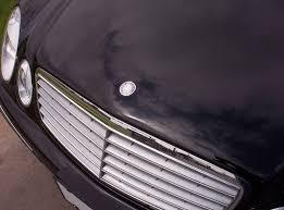 new mercedes white flat badge for w210 sedans mbworld