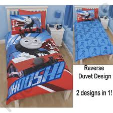 thomas tank engine bedding u2013 single double and toddler size