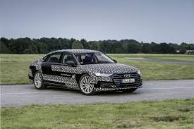 audi car the level 3 audi a8 will almost be the most important car in the world