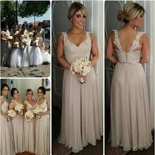 simple lace wedding dresses lace bridesmaid dress bridesmaid gown straps bridesmaid gowns