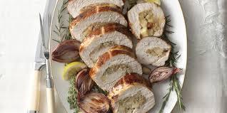 giada thanksgiving turkey stuffed and rolled turkey breast giada de laurentiis