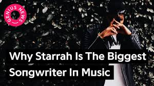 why starrah is the biggest songwriter in music right now genius