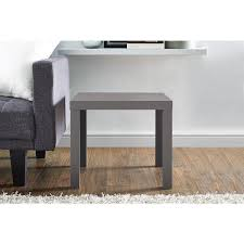 Parsons Nightstand Parsons End Table West Elm