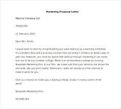 real estate proposal letter letter idea 2018