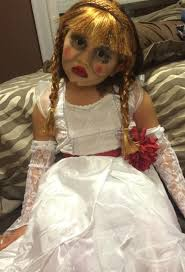 annabelle costume 11 best annabelle doll costume images on