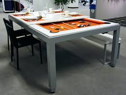 Dining Table And Pool Combination by Marvellous Pool Table Dining Room Combo Pictures Best