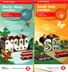 London Bus Map London Buses And Now London U0027s Museums The Number 400 Route Not