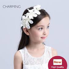 wedding hair flowers hair flowers wedding kids beauty contest and wedding hair tiara