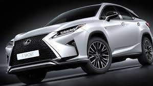 2017 lexus rc 200t 2017 lexus rx 200t f sport autocarweek com