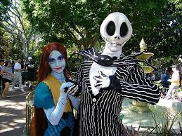 Sally Jack Halloween Costumes Jack Sally Sticking Halloween