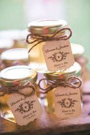 honey jar wedding favors 25 best jam wedding favors ideas on wedding favour
