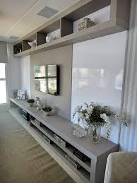 salas living room wall units fotos de decoração design de interiores e reformas tvs living