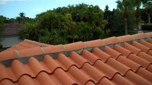 tile roof maintenance 2 miami fl istueta roofing youtube